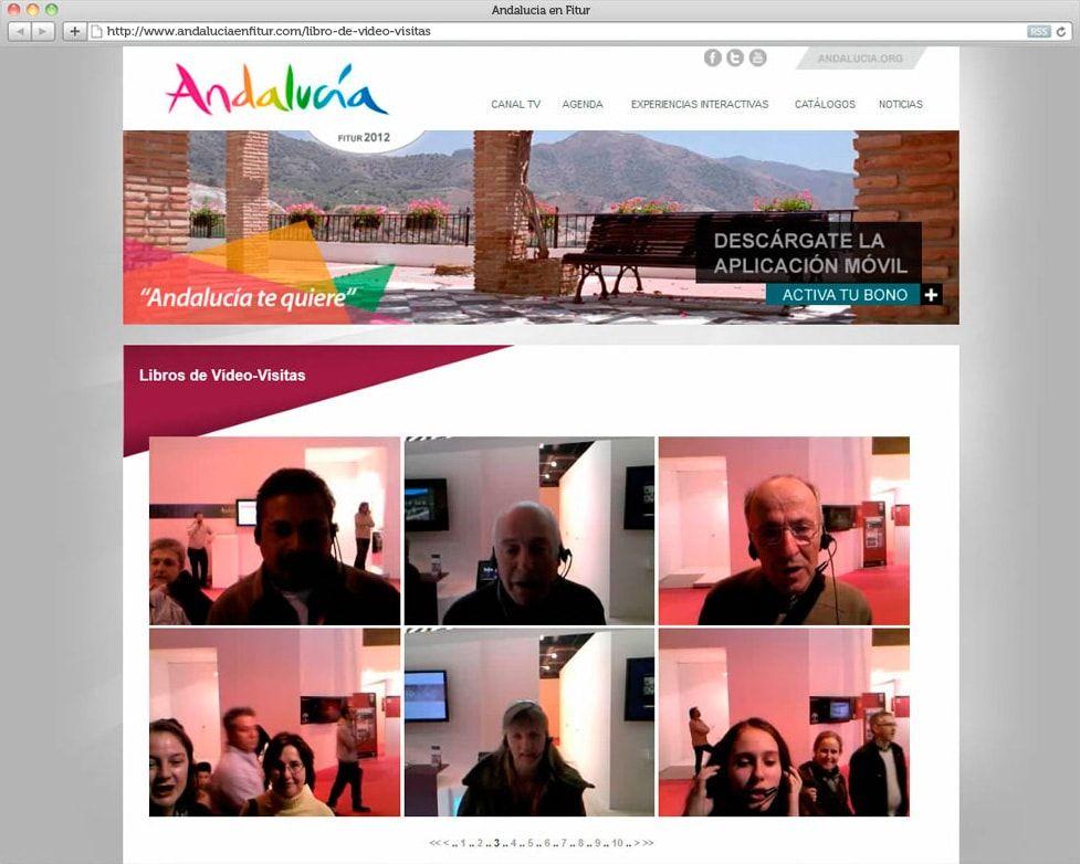 Andalucia en Fitur